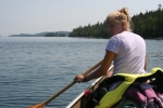 Bonnie canoe1