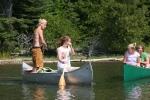 Canoe gathering