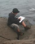 Daniel sketching2